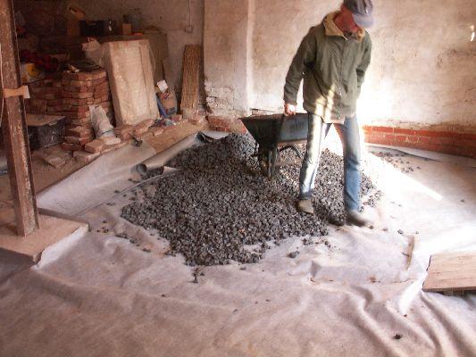 Fußboden Dämmung Druckfest ~ Fußboden dämmung gegen erdreich